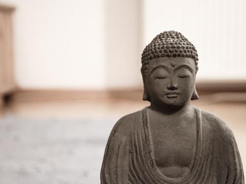 Ayurveda - Budda Statue