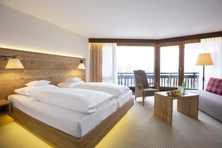 Doppelzimmer Komfort - Vier Jahreszeiten am Schluchsee