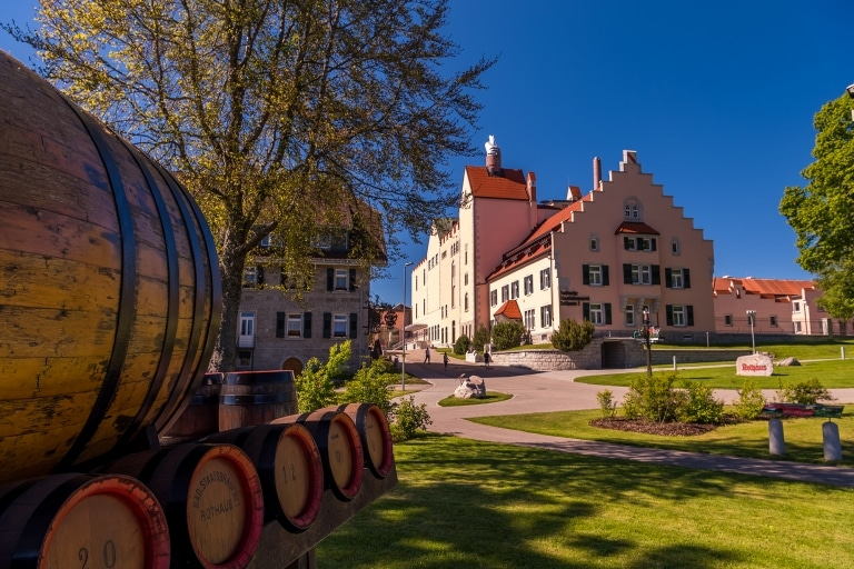 Brauerei Rothaus im Schwarzwald ©Rothaus