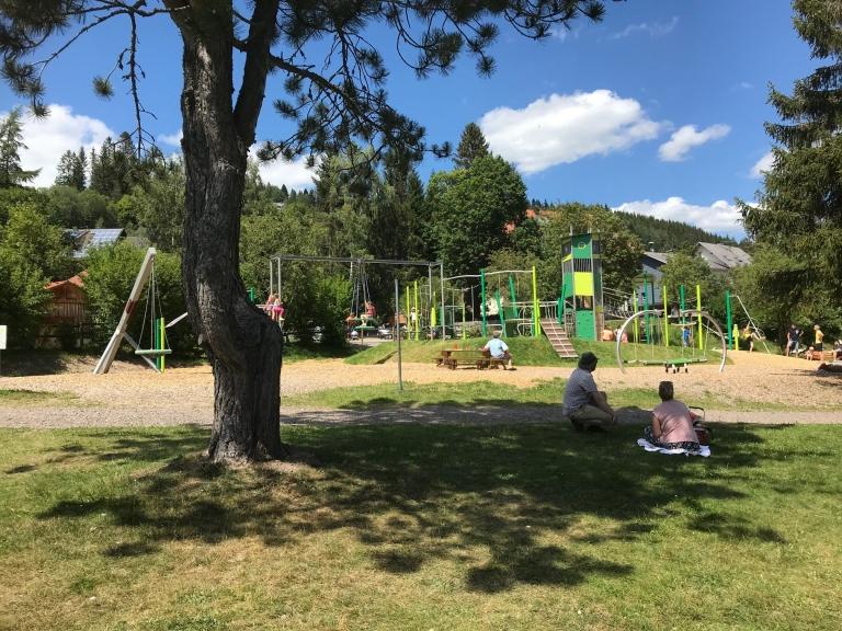 Resis Abenteuerland - Spielplatz in Falkau